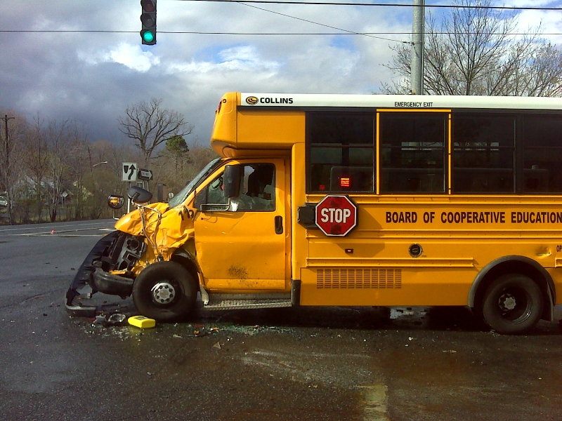 School Bus MVA